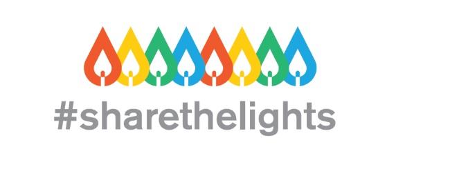 Jewish News: Hashtag #SharetheLights