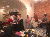 YJP Wine & Cheese Chanukah Party