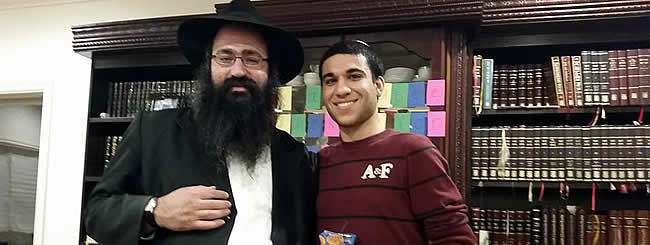 Obituary: Rabbi Ariel Rav-Noy, 36, Served Persian-Jewish Community in Los Angeles