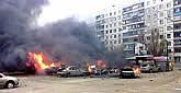 Rocket Attack in Mariupol, Ukraine, Leaves Jewish Community on Edge