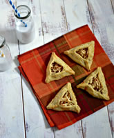 Apple Pie Hamantaschen