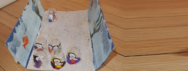 Craft It Jewish: Splitting the Sea