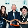 Bill Clinton Lauds Chabad School at New York Gala