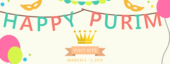 Jewish Holidays: Virtual Purim