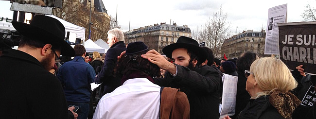 Europe: Q&A: Paris Rabbi Calls for a New Consciousness in Wake of Terror and Anti-Semitism