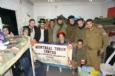 MTC Sponsors Purim @ IDF Base