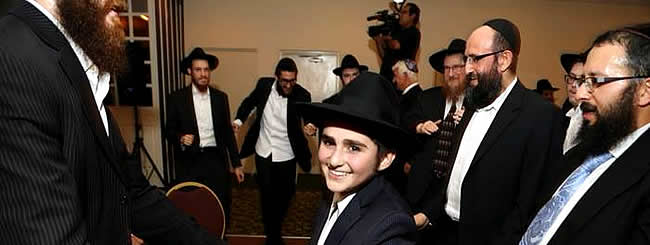 2015: Chassidic Bar Mitzvah in Rural Florida Marks a First for Many