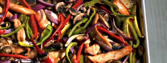 Cook It Kosher: Cooking: Chinese Chicken and Vegetables