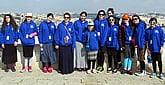 Middle-Schoolers Take Whirlwind Tour of Israel, Seeing 40 Sites in 10 Days