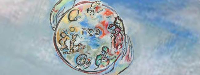 Jüdische Feiertage: Die Kabbala des Sedertellers