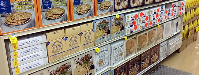 Holiday Watch: Shmurah Matzah on More Seder Tables Than Ever Before