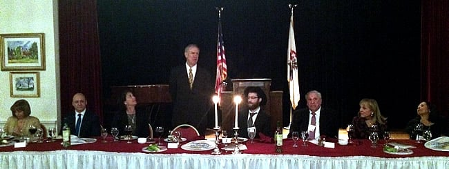 Holiday Watch: A Model 'Taste of the Seder' at Illinois Governor's Mansion