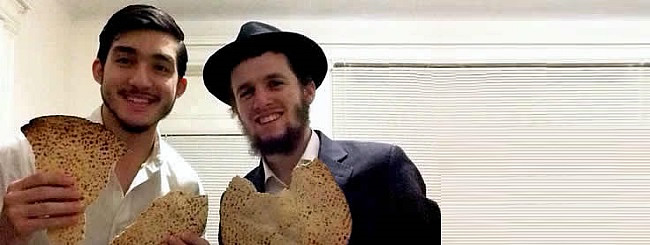 Holiday Watch: Hungry for Guests at Their Seder, Rabbinical Students Comb Miami Beach