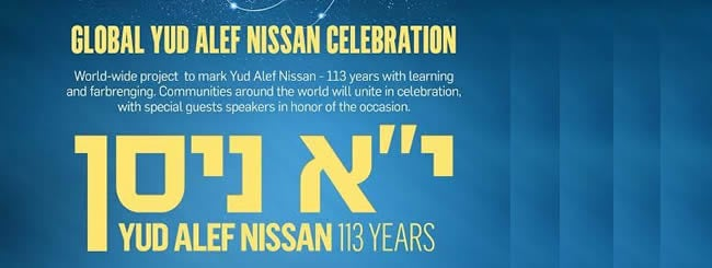 North America: 'Farbrengens' and Classes to Mark Birth and Bar Mitzvah Centennial of the Rebbe