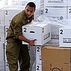 Record Passover Aid on the Way to Tens of Thousands in Israel