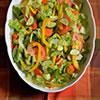 Crunchy Summer Garden Salad