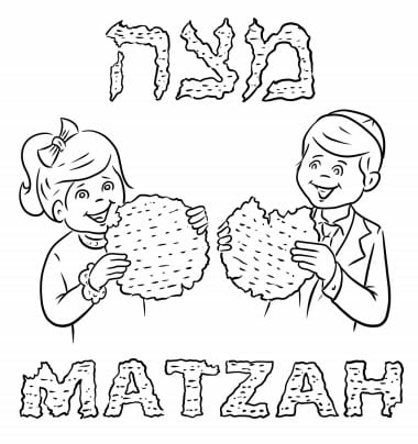free pesach coloring pages | passover coloring pages - AOL Image Search Results
