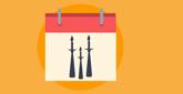 Время зажигания свечей на вашем сайте