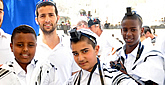 For 113 Orphaned Boys, a Joyous Bar Mitzvah Celebration in Jerusalem