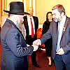 Kiev Rabbi Gains Honorary Diplomatic Title