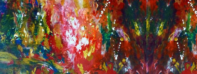 Shemini Art: Foreign Fire