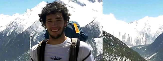 Asia: Comforting the Friends and Family of Deceased Israeli Hiker