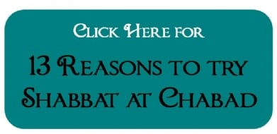 13 Reasons Shabbat at Chabad.jpg