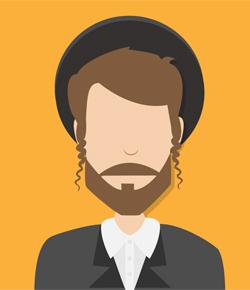 why do some chassidic jews have long sidelocks peyot