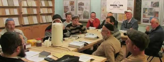 Former Soviet Union: Torah-Study Program Changing Jewish Life in the Former Soviet Union