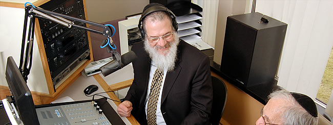 North America: A Rabbi's Colorful Jewish Journey Inspires Award-Winning Detroit Radio Show