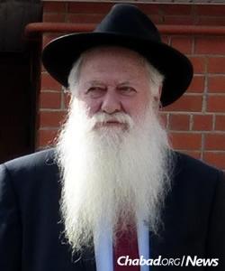 Rabbi Zev Vagner