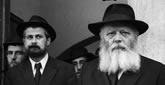From the Rebbe's Court: 21 snaphots spanning decades of Rabbi Binyomin Klein's service