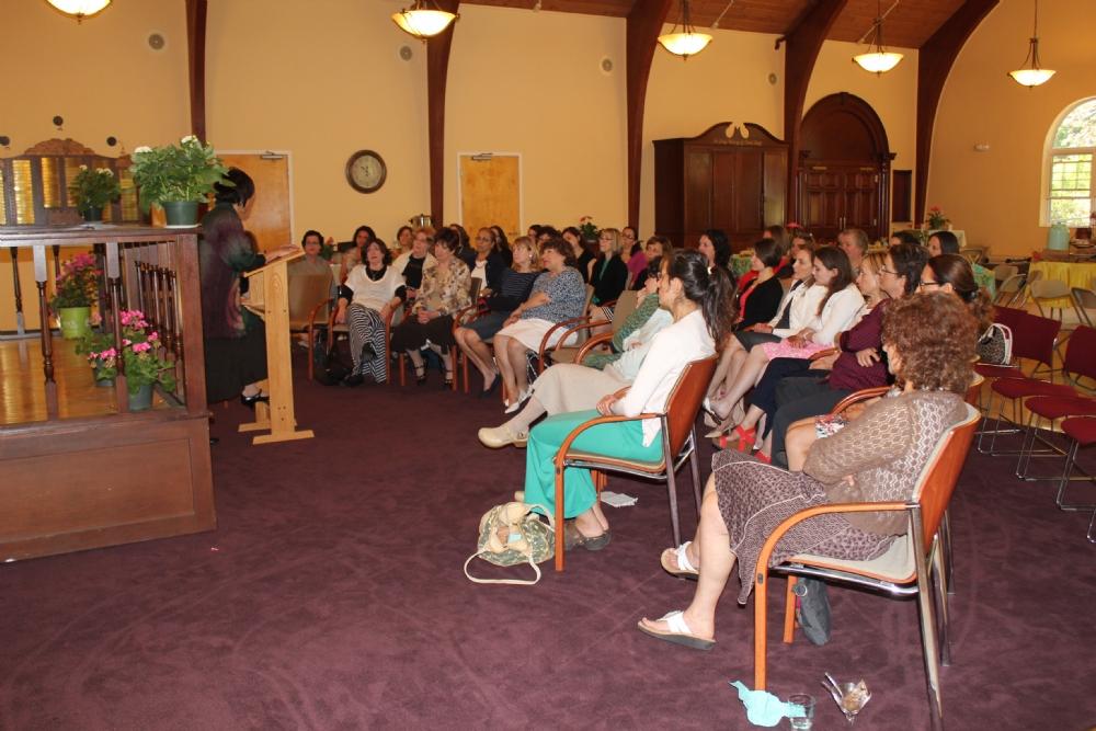 Jewish Women's Circle Summer Garden Party June 7th 2015