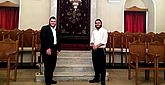 In Economically Battered Greece, Rabbinic Students Offer Comfort to Jewish Residents