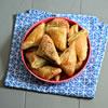 Bourekas Three Ways: Potato, Broccoli and Mushroom