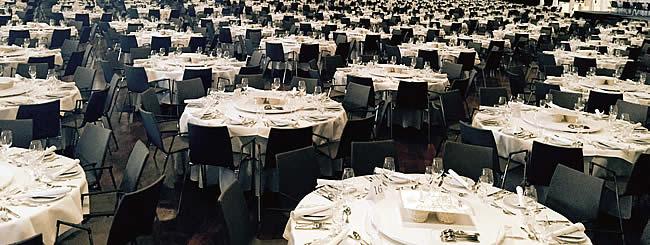 Jewish News: Record-Smashing Shabbat Dinner in Berlin a 'Giant Display of Jewish Pride'
