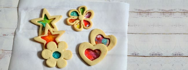 Cook It Kosher: Bright & Colorful Stained Glass Cookies