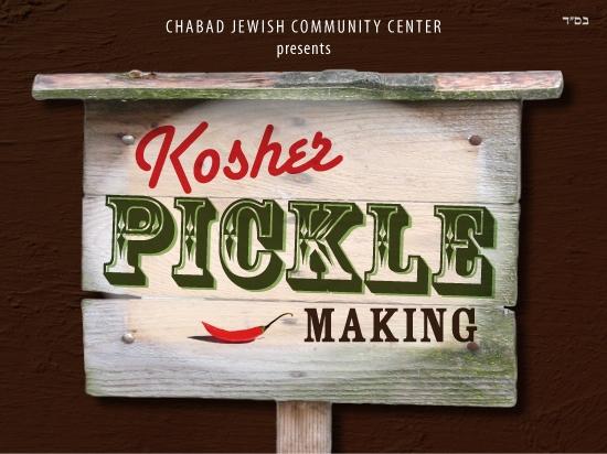 Kosher Pickling Workshop