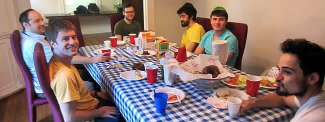 Campus Life: Small Jewish Community Welcomes Big Jewish Presence on Campus