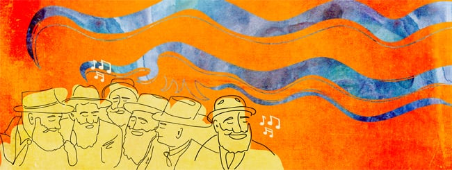Art, Music & Poetry: A Classic Chabad Melody for Selichot