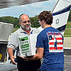 Special Delivery: Kosher-Food Airlift to Rural Virginia for Rosh Hashanah