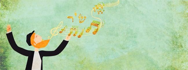Espiritualidade: Cantem, Meus Filhos, Cantem!