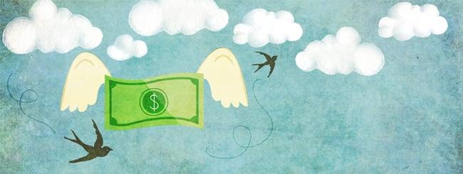 Уроки главы: Деньги с того света