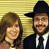 Cardiff Rabbi Builds Sukkah Awareness Through BBC Radio Show in Wales