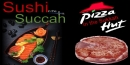 Sushi in the Succah/Pizza in the Hut