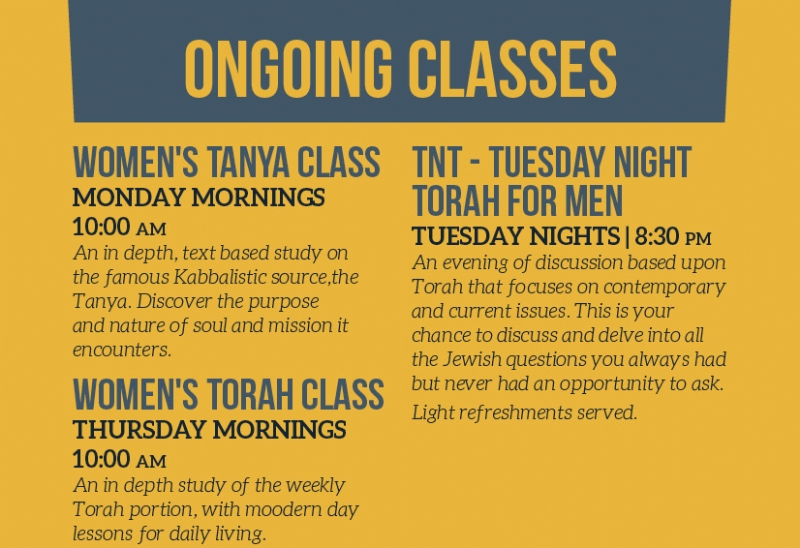 adult programs israel
