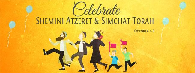 Jewish Holidays: Shemini Atzeret / Simchat Torah