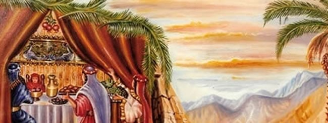 The Ushpizin: The Significance of the Ushpizin