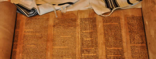 Jüdische Feiertage: Die Tora-Rolle