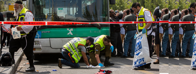 Israel: Numerous Injuries After Multiple Terror Attacks in Israel